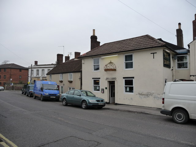 Warminster - The Rose And Crown