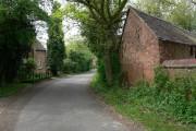 Osbaston in Leicestershire