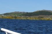 Rubha Cumhann, North shoreline of Loch Shiel