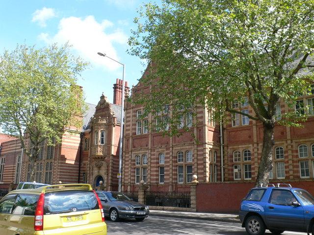Colston's Girls School