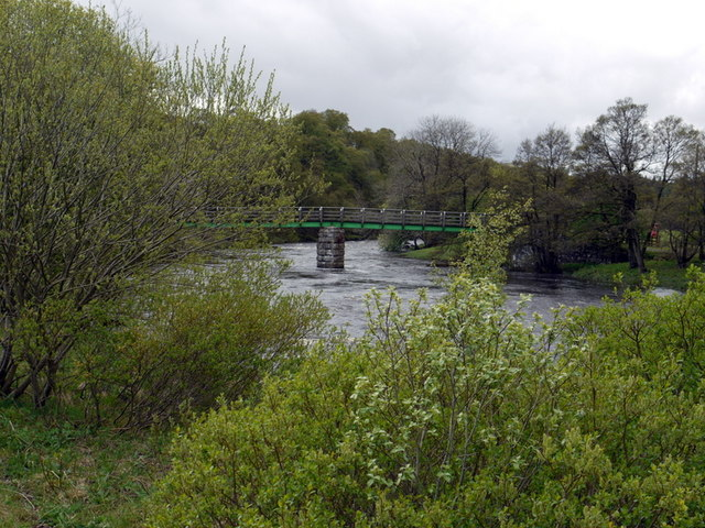 Holwick Head Bridge