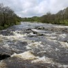 River Tees between High and Low Force