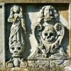 More stone figures, St Bartholomew's church, Churchdown