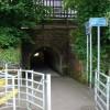 Gretna Green Station Tunnel