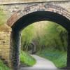 Bridge over Nutbrook Trail at Ilkeston Derby Road