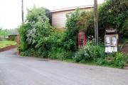 Village scene, Shillingford Abbot