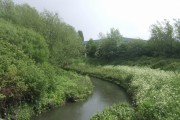 River Tame south of Bentley Road