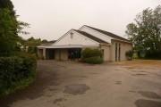 Holbury: Catholic church of St. Bernard