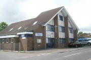 Cowplain Evangelical Church in Durley Avenue
