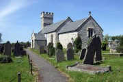 St Mary's church, Pennard