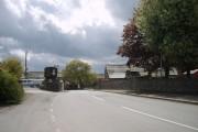 Entering Askham