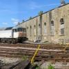 Railway depot for rolling stock, Weardale Railway, Wolsingham