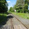 Weardale Railway towards Bishop Auckland