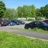 Wolsingham  railway station car park