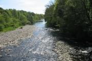 River Wear near Low Harperley
