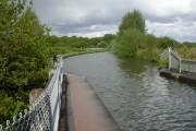 Dunham Town, Bridgewater Canal