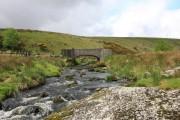 Farm bridge over Blackabrook River