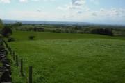 Fields beside Birniehill Road