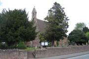 Oxon and Shelton church