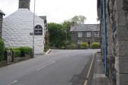 Main street, Llwyngwril