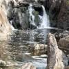 Waterfall on the Allt Mor Gisgil