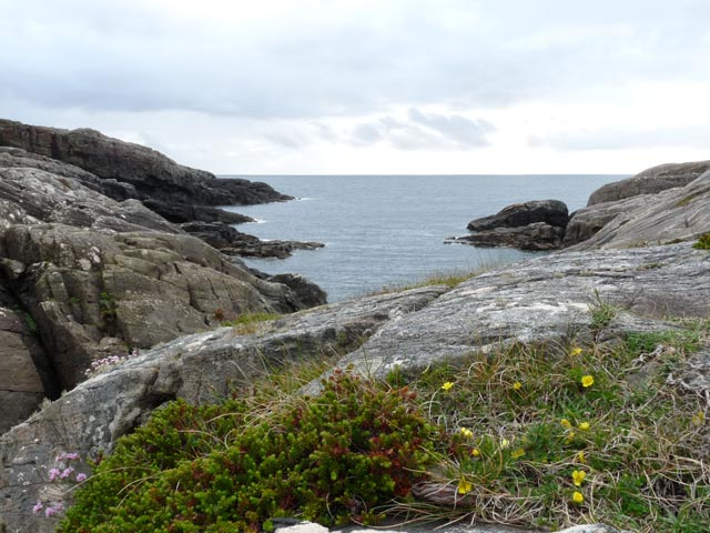 Coastline near Upper Badcall