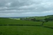 Farmland & Monkley Gill Wood, near Halton