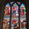 St Andrew's Feniton - South chapel window