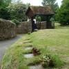 Lych gate, Plymtree church
