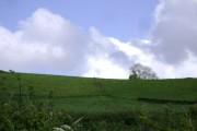 Skyline near Luton