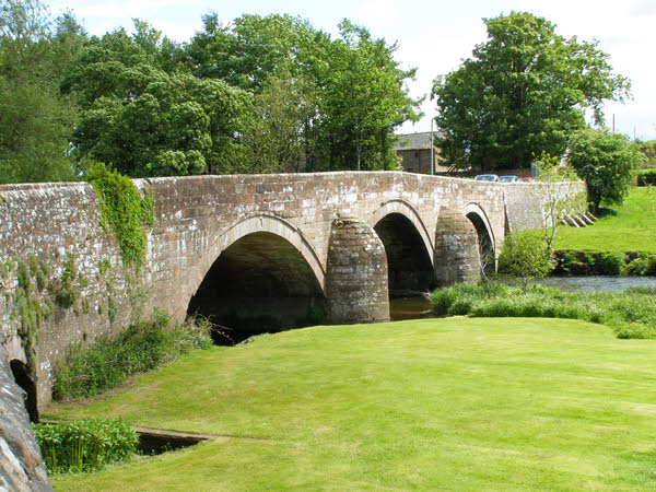 Bridge over the River Eamont
