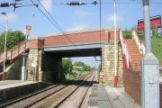 Bridge DOL 1-23 - South Elmsall Station