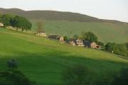 Allgreave Chapel and farm buildings