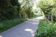 Henley's Bridge, Henley's Hill