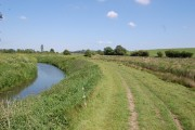 River Brede looking East