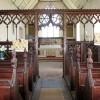 St Peter's church - rood screen
