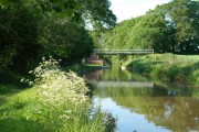 Nearing Whitchurch on the Llangollen Canal