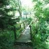 Footbridge over Carleton Beck