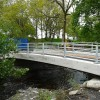 Bridge under construction, Hendre Cerniog