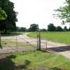 Cattle grid and pedestrian gate