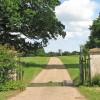 Entrance to Raveningham Hall