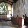 St Andrew's church - Bacon memorials in chancel