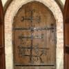 St Andrew's church - south door