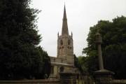 St Swithun's church Leadenham