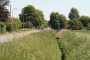 Approach to Graiselound village