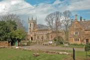 South Newington village