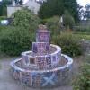 Walled Garden Fountain