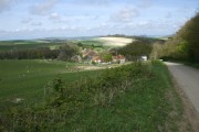 Telscombe village, East Sussex