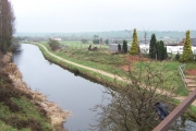 Anglesey Branch Canal, Brownhills