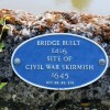 Sign on Culham Bridge